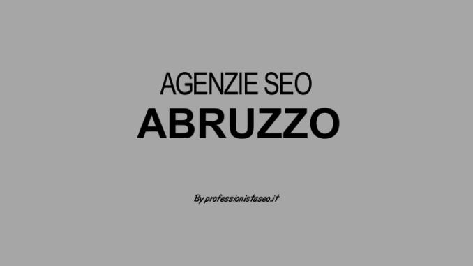 Seo Abruzzo